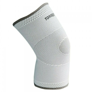 Суппорт колена  TORRES арт.PRL11012L, р.L, нейлон, серый