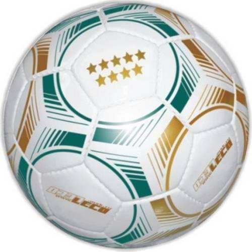 Мяч минифутбольный 9 звезд, 10 класс прочности Leco т1655