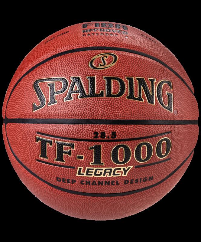 Мяч баскетбольный TF-1000 Legacy №6, Spalding