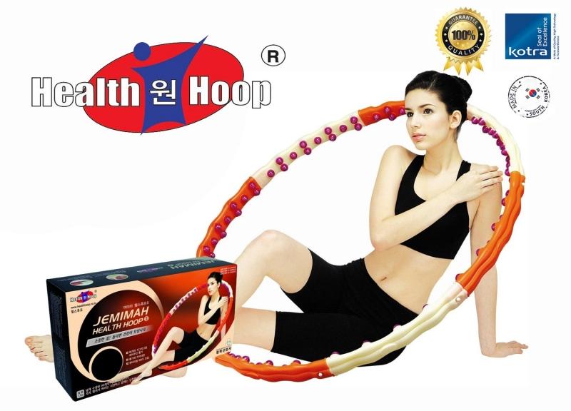 Массажный обруч Health Hoop Jemimah 1,7 кг