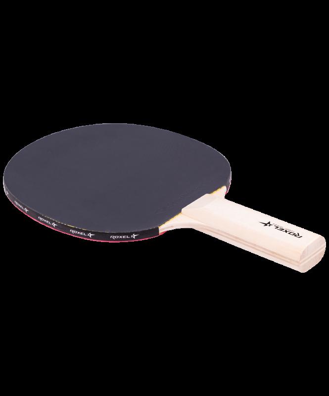 Набор для настольного тенниса Hobby Start, 2 ракетки, 3 мяча, Roxel