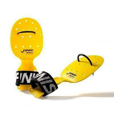 Лопатки для рук с фиксацией запястья Finis Bolster Paddles