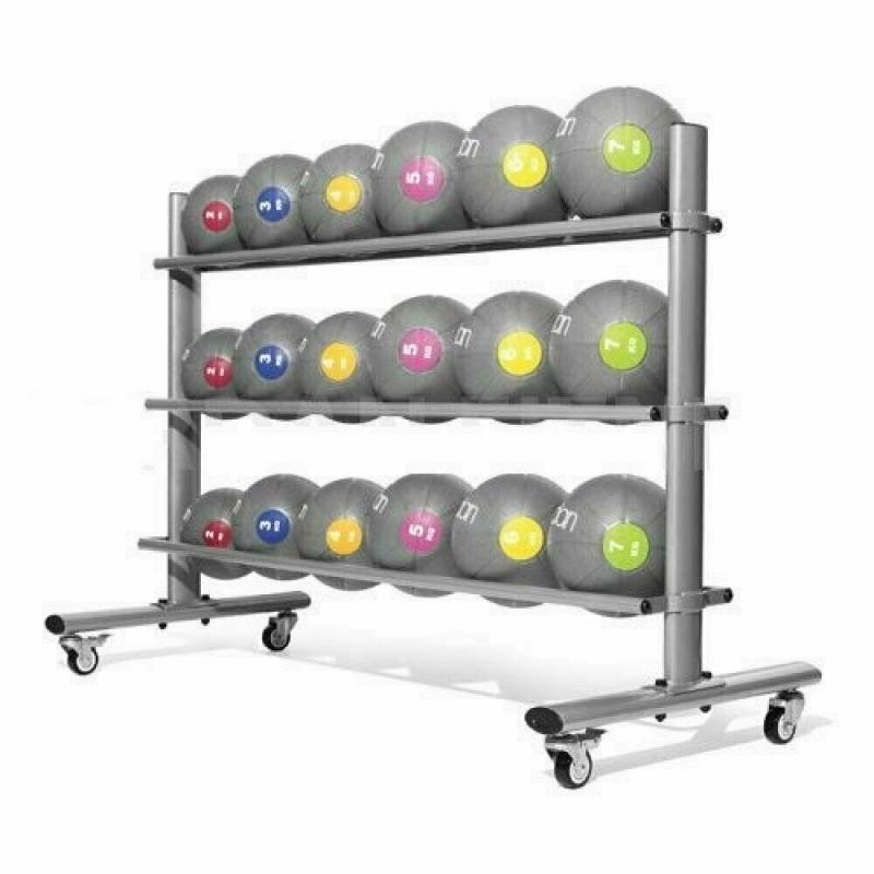 Стойка для медицинских мячей Fitnessport DR-20