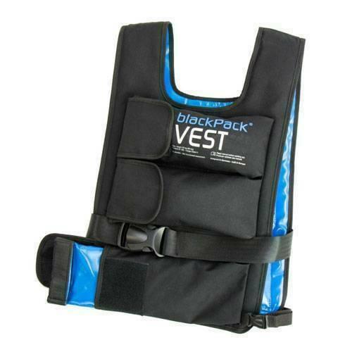 Жилет-утяжелитель AEROBIS blackPack Vest