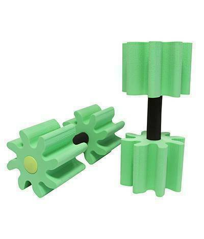 Гантели для аквааэробики Aqquatix  Flowers bells AFT0030