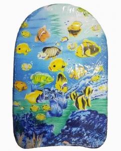 Доска для плавания с рисунком