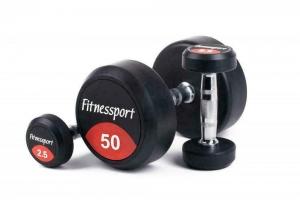 Гантельный ряд Fitnessport 2.5-50 кг. FDS-10