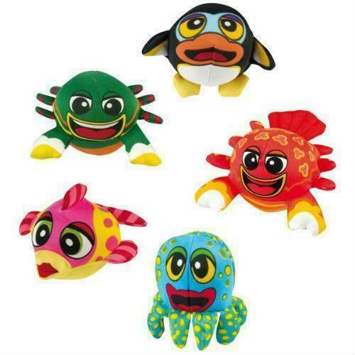 """Плавающая игрушка """"Морские животные"""""""
