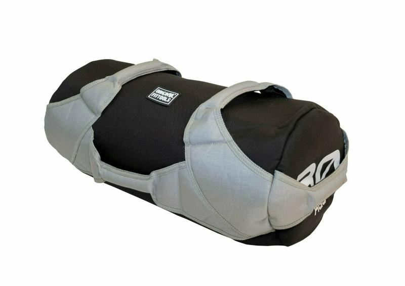 Сэндбэг (нагрузка до 30 кг) черно-серый Original FitTools FT-SNDBG-30-GY