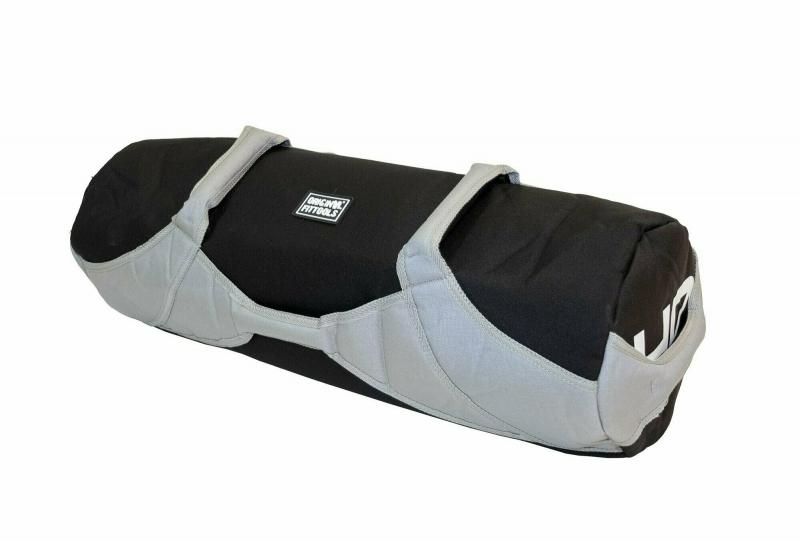 Сэндбэг (нагрузка до 40 кг) черно-серый Original FitTools FT-SNDBG-40-GY