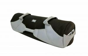 Сэндбэг (нагрузка до 50 кг) черно-серый Original FitTools FT-SNDBG-50-GY