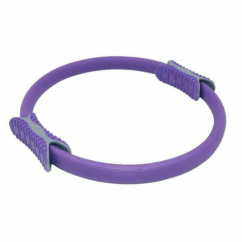 Кольцо для пилатес 38 см. (фиолетовое) B31278-4