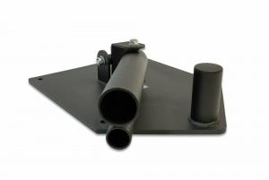 Платформа для фиксации грифов для Т-тяги (с рукояткой) Original FitTools FT-TBR-X02