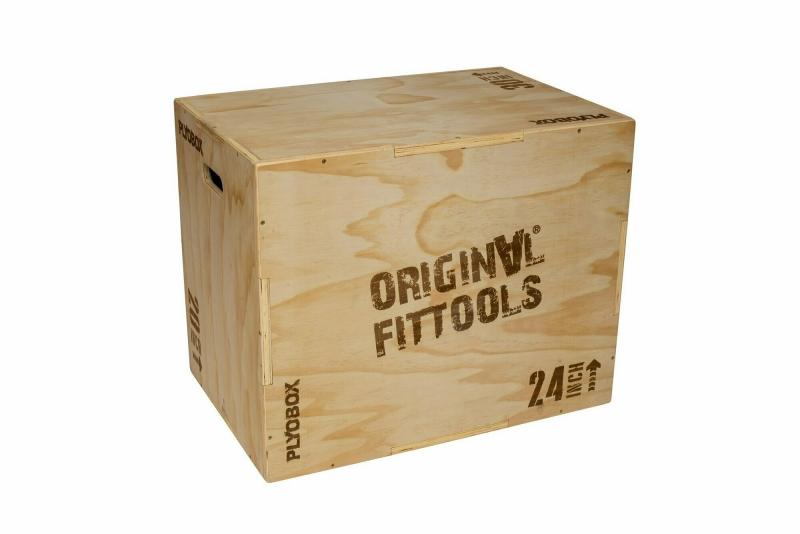 Платформа для запрыгивания (плиометрическая) Original FitTools FT-PLYO1