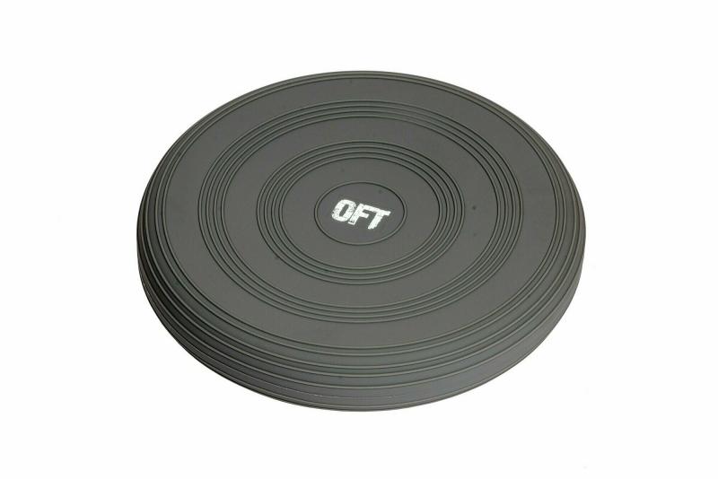 Балансировочная подушка FT-BPD02-GRAY (цвет - серый) Original FitTools