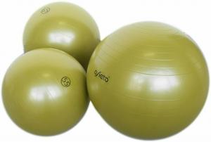 Мяч гимнастический ASKETO, 65 см.