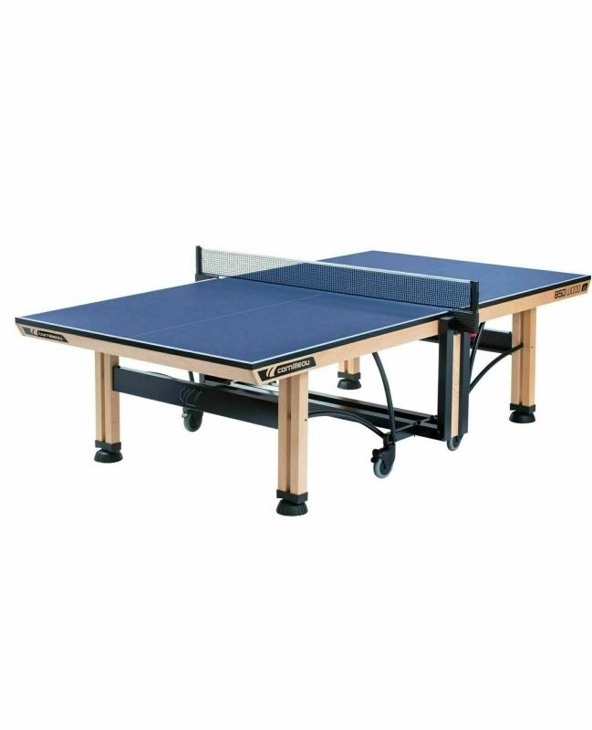 Теннисный стол Cornilleau Competition 850 WOOD ITTF Blue