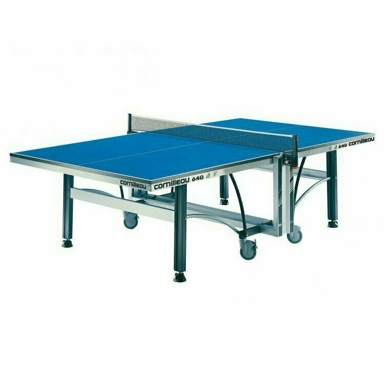 Теннисный стол Cornilleau Competition 640 ITTF Indoor Blue