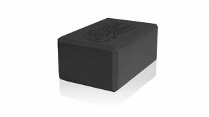 Блок для занятий йогой Black Block Original FitTools FT-BLACK-BLOCK