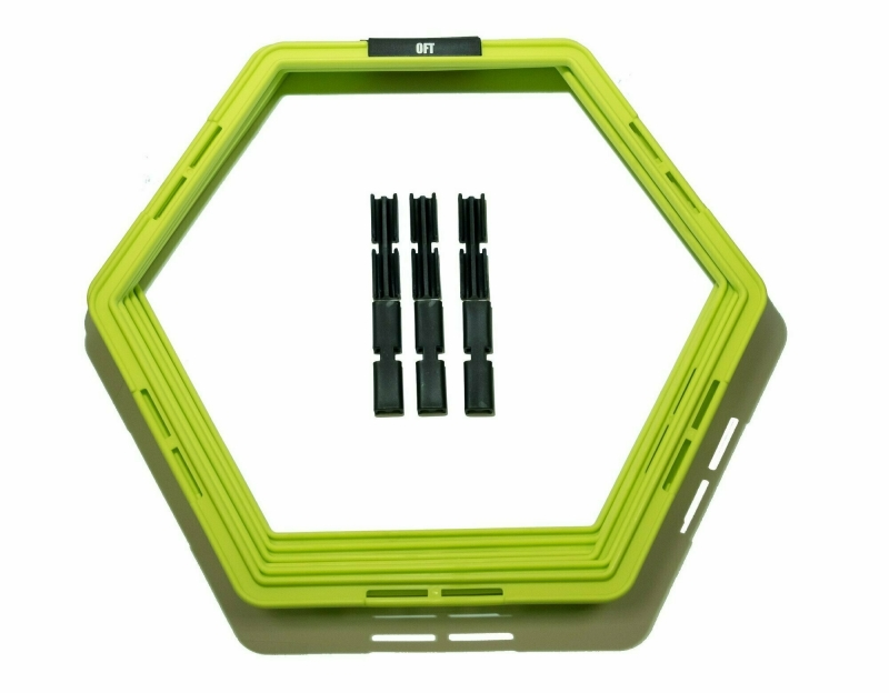 Система для развития скорости и ловкости 6 сот Original FitTools FT-AG-GRID