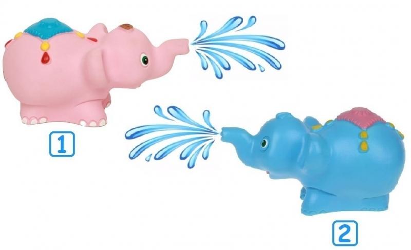 """Брызгающая игрушка """"Слон Бом"""""""
