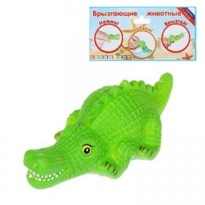 """Брызгающая игрушка """"Крокодил Буль"""""""