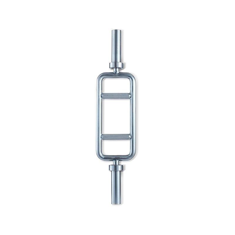 Гриф для трицепса ZIVA хромированный 15 кг ZSC-059