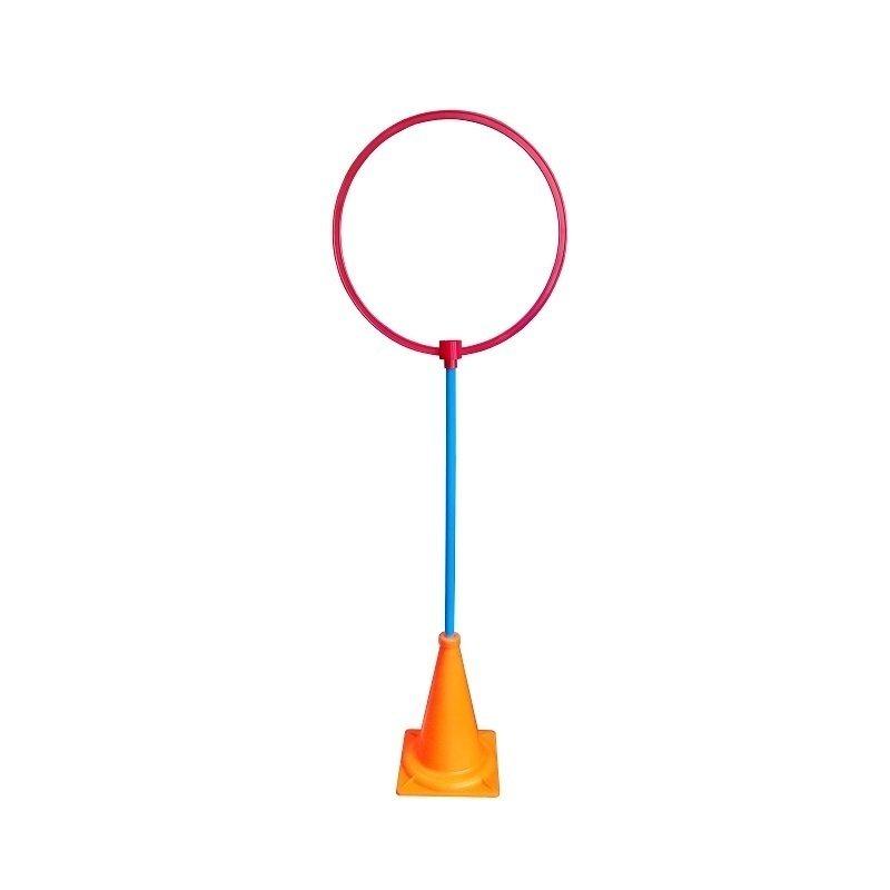 Стойка для метания мяча в цель, пластиковая