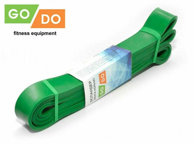 Резиновая петля для Crossfit GO DO 5-22 кг.