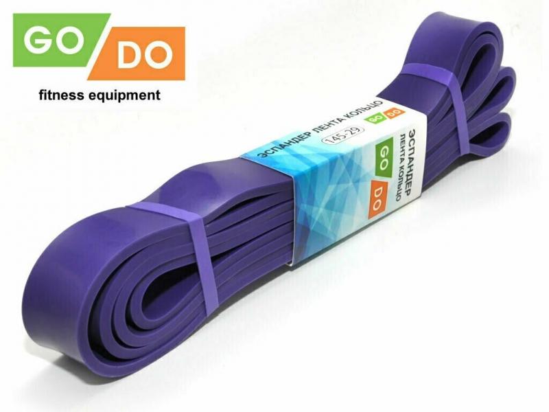 Резиновая петля для Crossfit GO DO 11-36 кг.