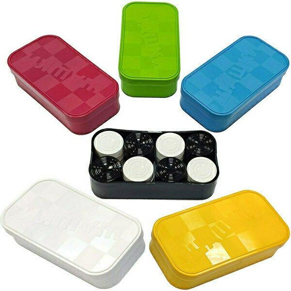 Игра «Шашки» зеленая коробка