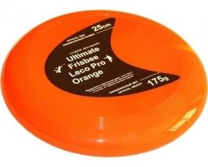 Диск фрисби Ultimate Frisbee Leco Pro Orange гп126036