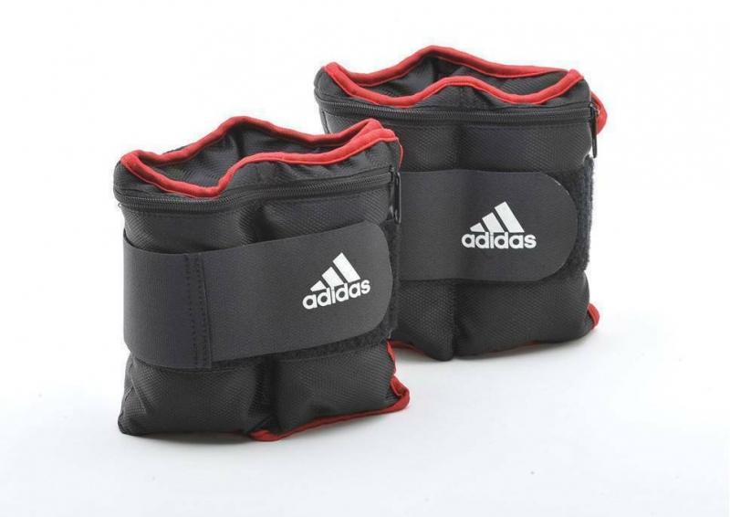 Утяжелители на запястья/лодыжки Adidas, (2шт х 2кг) ADWT-12230