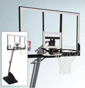Стойка баскетбольная 66389CN Spalding Gold 50