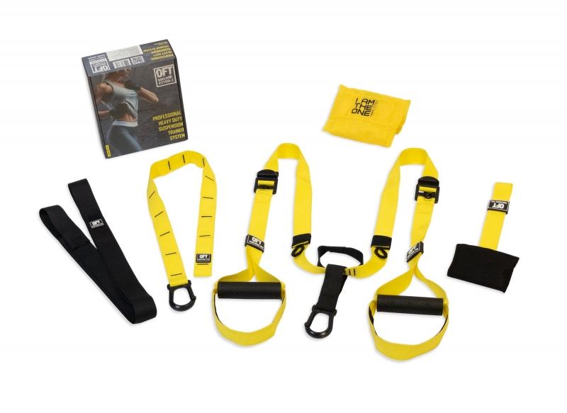 Набор петель для функционального тренинга профессиональный Original FitTools FT-TSG-PRO