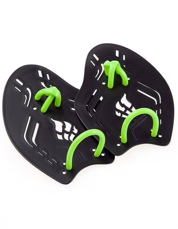 Лопатки для  плавания Trainer Paddles Extreme Mad Wave