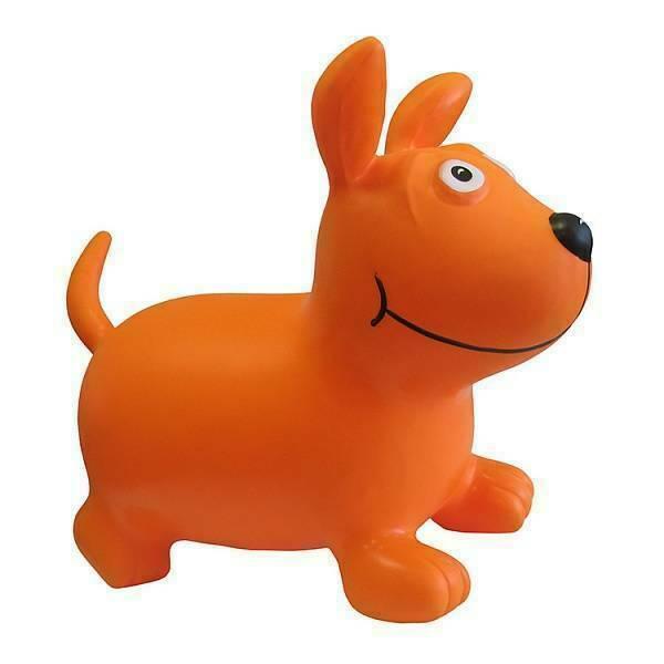 Детская игрушка-тренажёр Рыжий Пёс Kinerapy Orange Dog