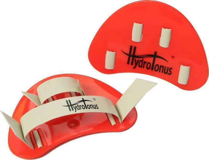 Лопатки для плавания серповидные HYDROTONUS