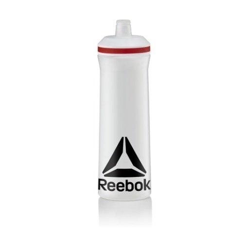 Бутылка для тренировок Reebok 750 ml (бел-красн)