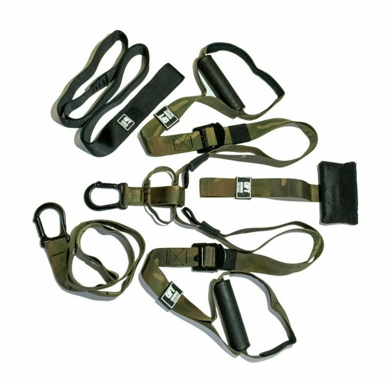 Петли для функционального тренинга хаки SQUAD Original FitTools FT-SQUAD