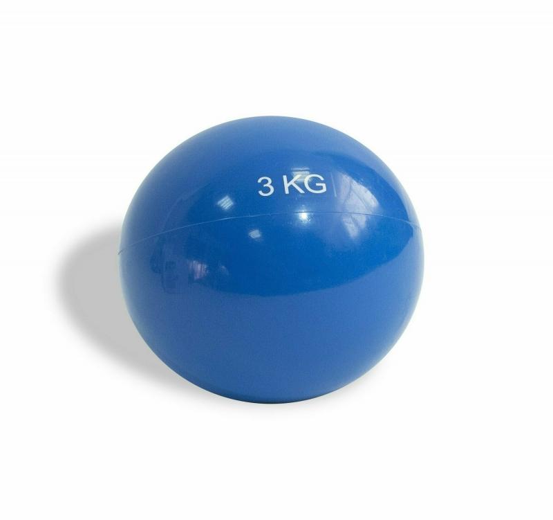 Мяч для пилатес 16 см 3 кг IRONMASTER IR97414-3
