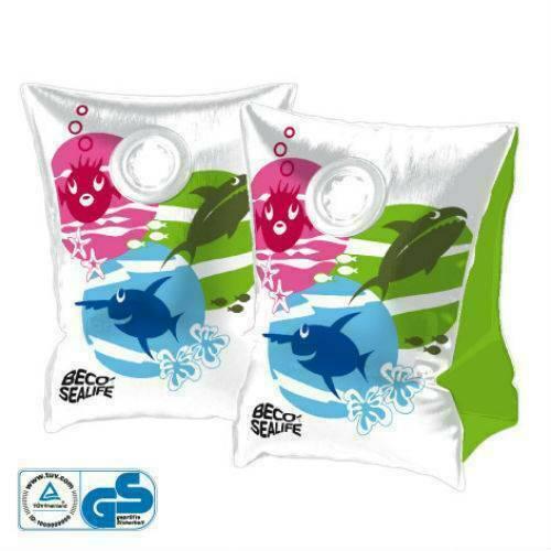 Нарукавники надувные для детей, 2-х камерные Beco