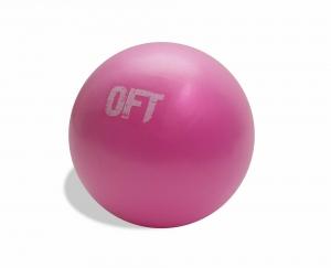 Мяч для пилатес 20 см 120 грамм Original FitTools FT-PBL-20