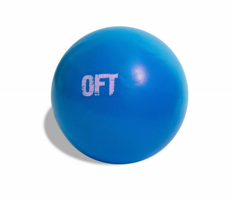 Мяч для пилатес 25 см 160 грамм Original FitTools FT-PBL-25