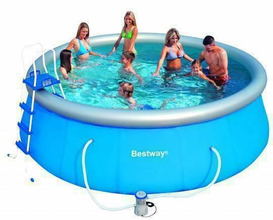 Надувной бассейн Bestway 57148