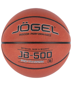 Мяч баскетбольный JB-500 №6, Jögel