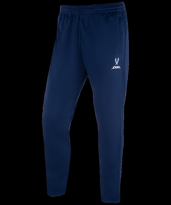 Брюки тренировочные детские CAMP Tapered Training  Pants, темно-синий, Jögel