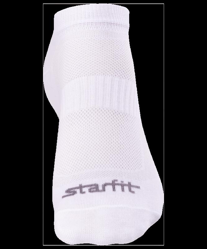 Носки низкие SW-203, белый, 2 пары, Starfit