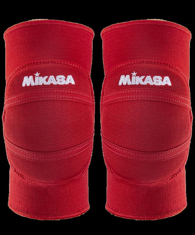 Наколенники волейбольные MT8-049, красный, Mikasa