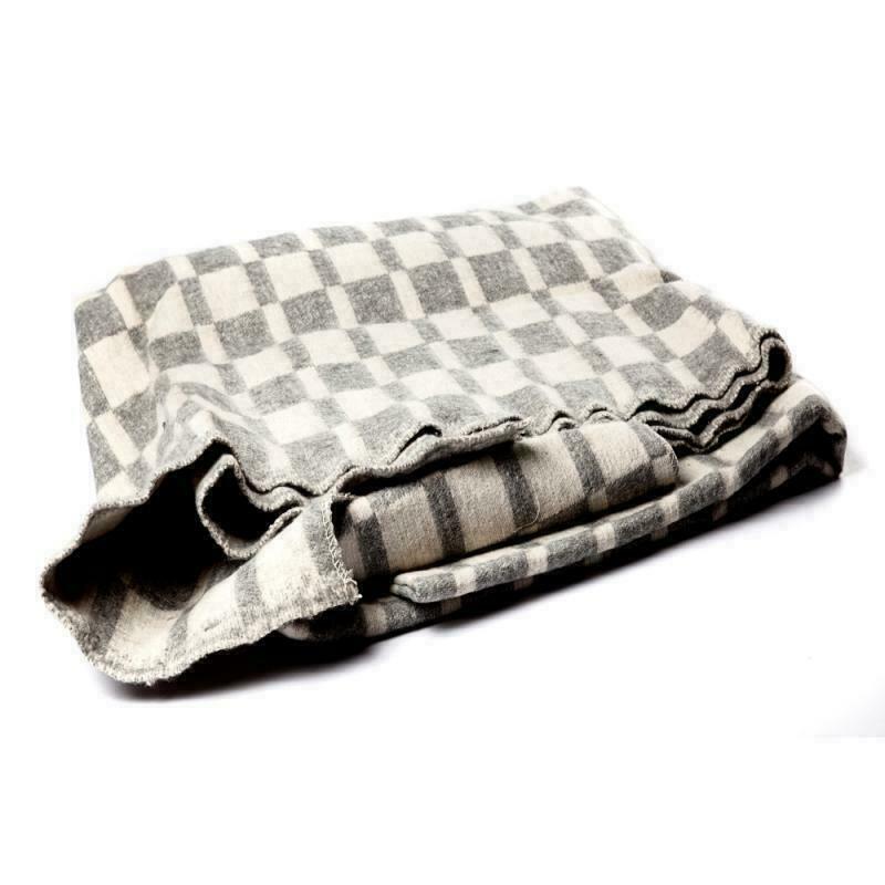 Одеяло байковое для йоги Айенгара RamaYoga, 205x140 см, 1.8 кг